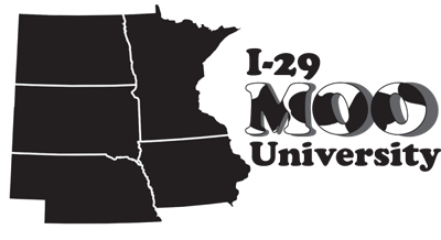 Moo University logo