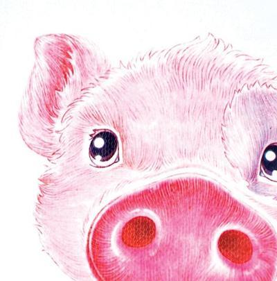 darling pig