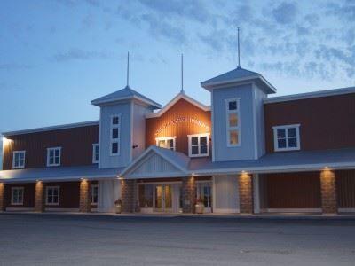 Schollander Pavilion has been renamed Butler Machinery Arena in 2021.
