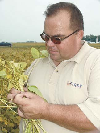 Very high corn yields are highlight of 2009 F.I.R.S.T. trials