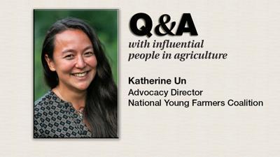 Q & A Katherine Un