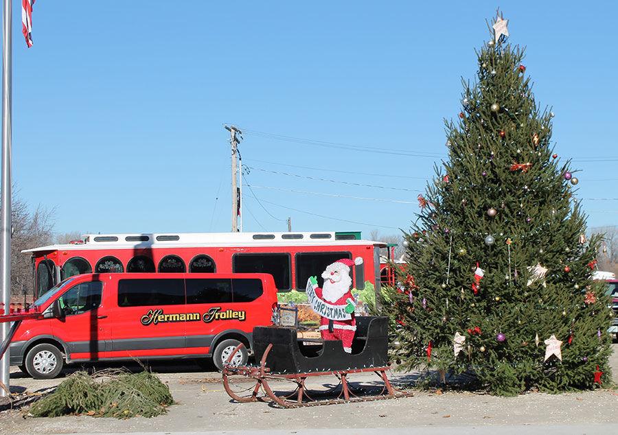 Hermmann Mo Christmas 2021 Missouri Towns Mark Christmas Season With Lights Music State Regional Agupdate Com