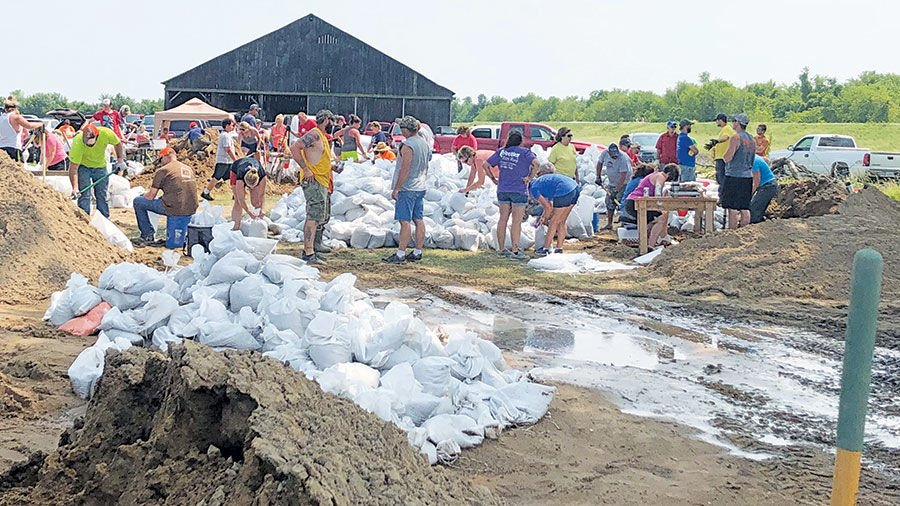 Illinois farm communities fight rounds of flooding | State