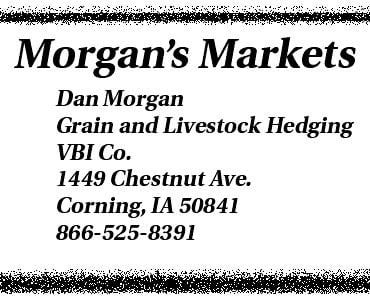 Morgan's Markets Logo