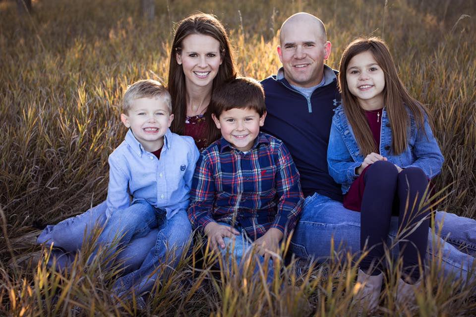 Matt Bischoff family
