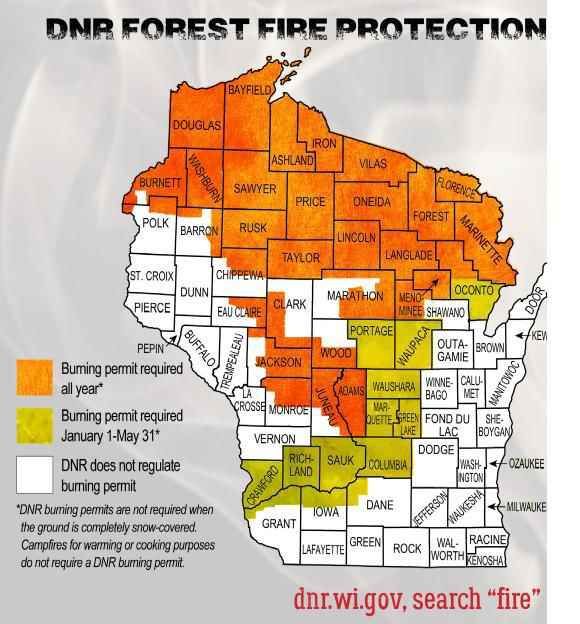 DNR Forest Fire Protection