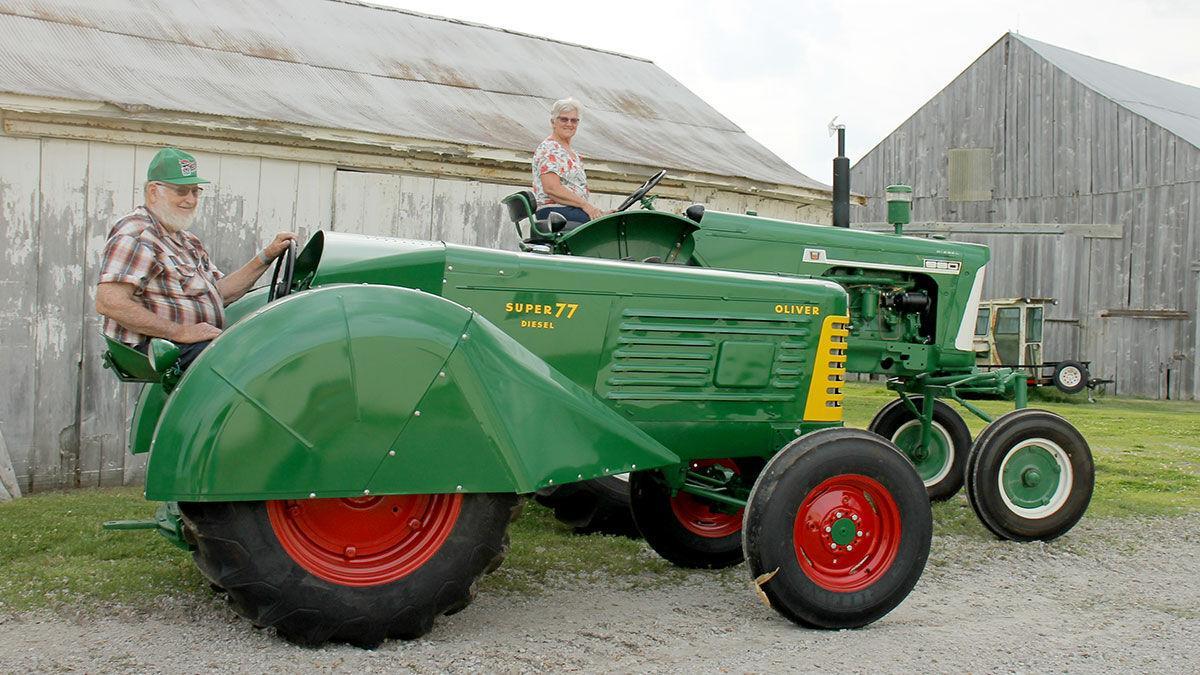 high crop Oliver