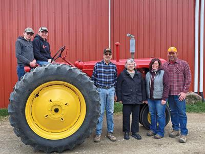 Glick Farm Family