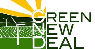 Green New Deal logo