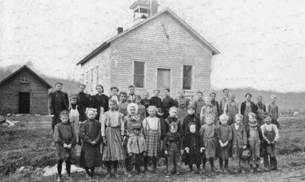 Oil City School