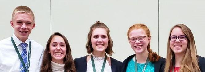 Wisconsin delegates to 2019 Global Youth Institute
