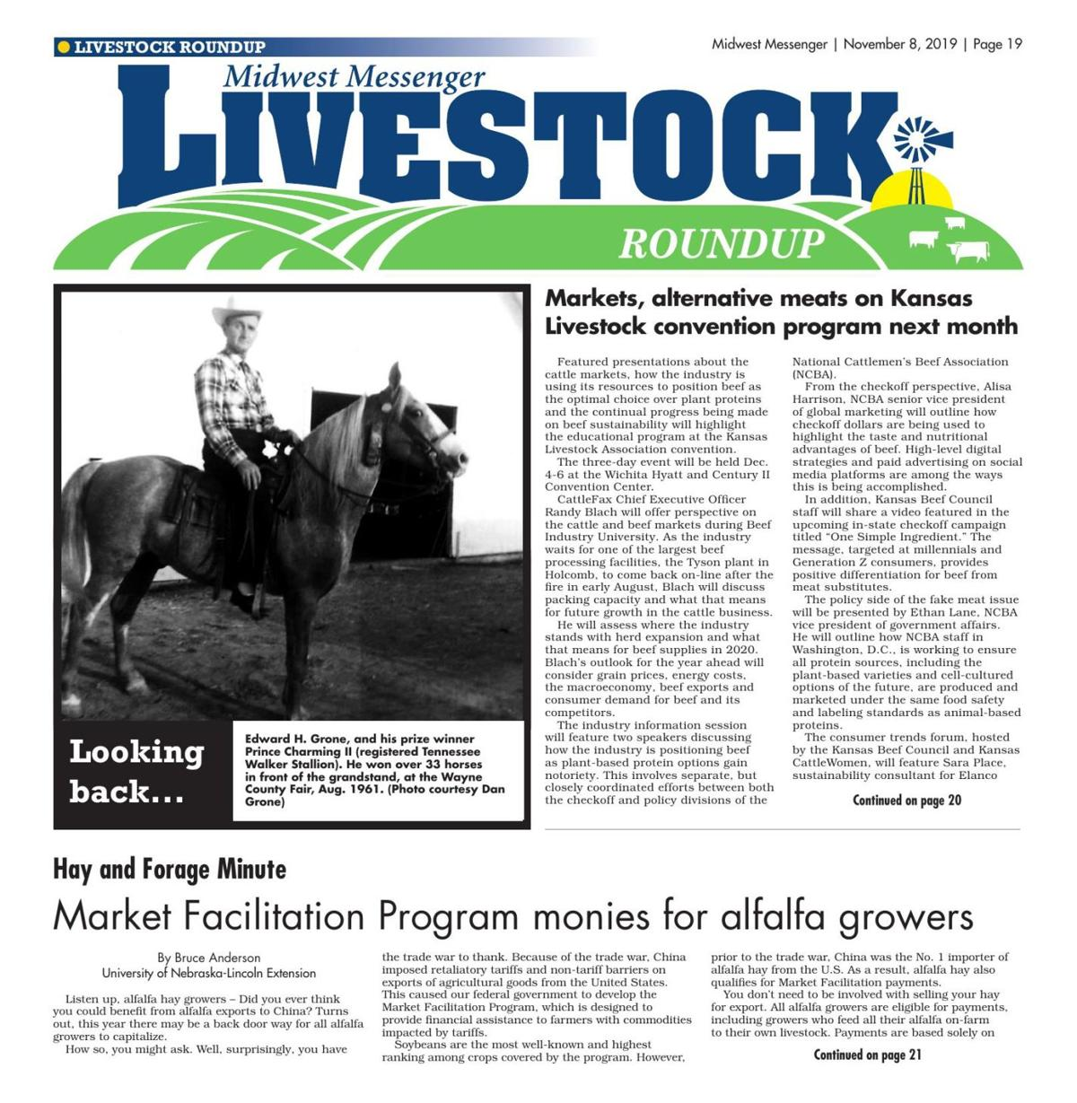 Livestock Roundup 11/8/19