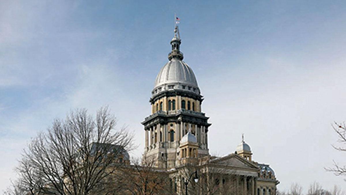 Illinois State Capital