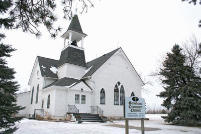 Swedona Rural Church