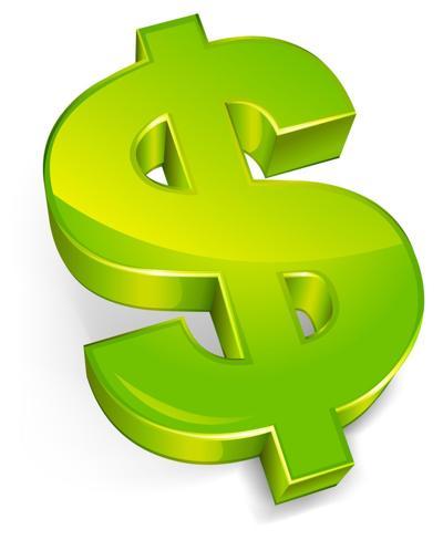 Dollar symbol (copy)