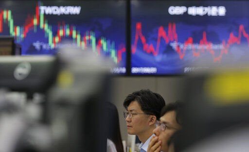 Global stock prices decrease