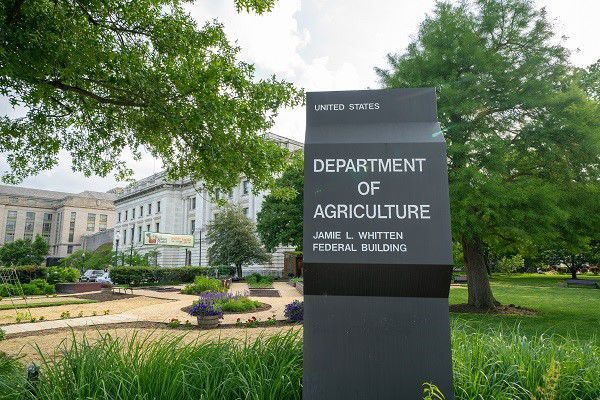 U.S. Department of Agriculture building