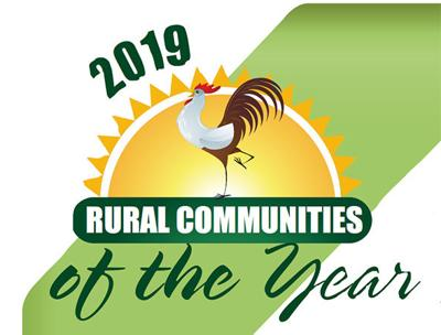 Rural Communities of the Year 2019 logo