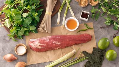 Pork as cut of meat