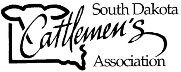 South Dakota Cattlemen's Association logo