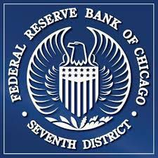 Federal Reserve Bank of Chicago logo