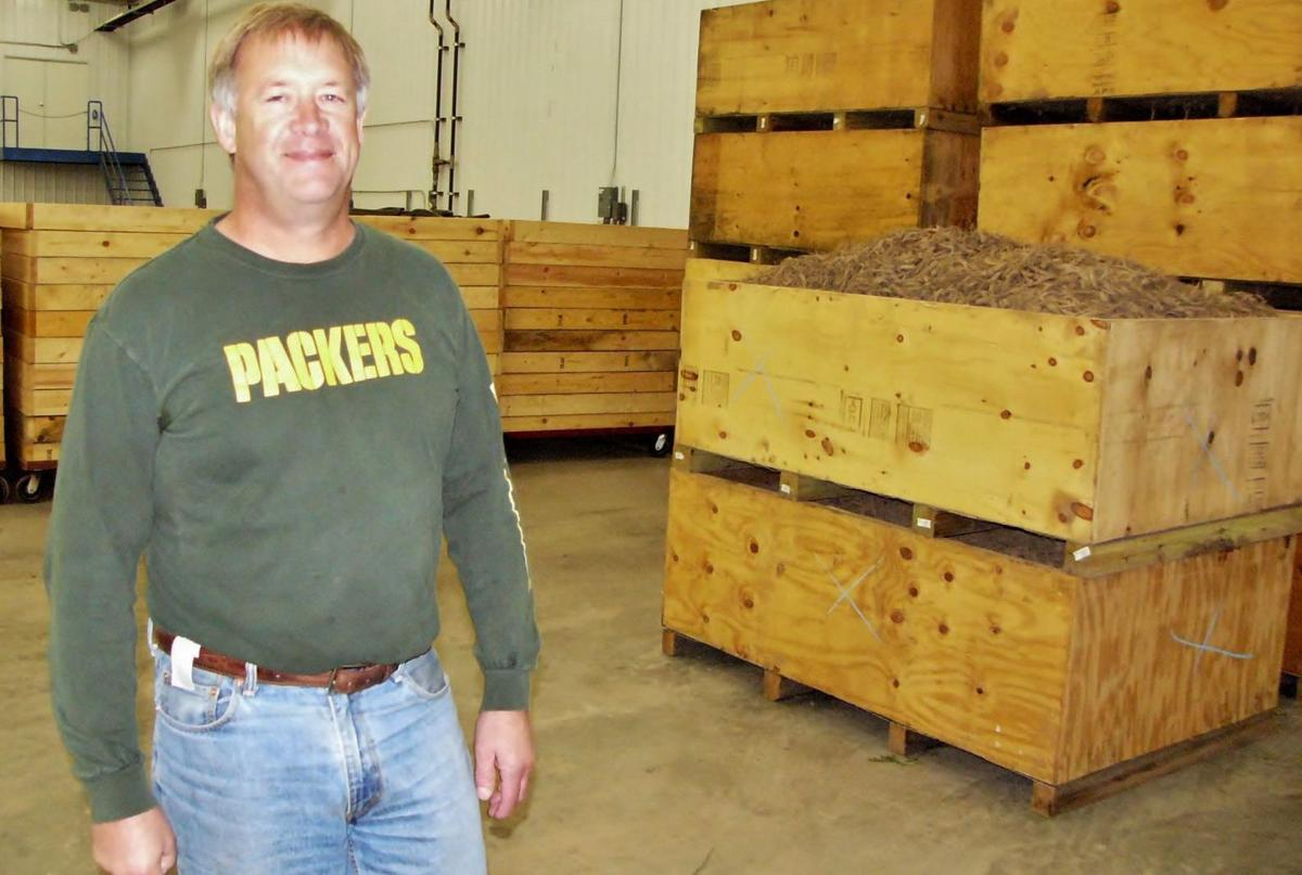 Grower says Chinese prize Wisconsin ginseng | Crops