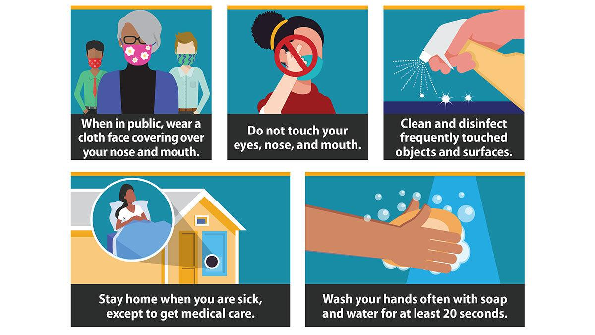 Stop the Spread of Germs (COVID-19) 2
