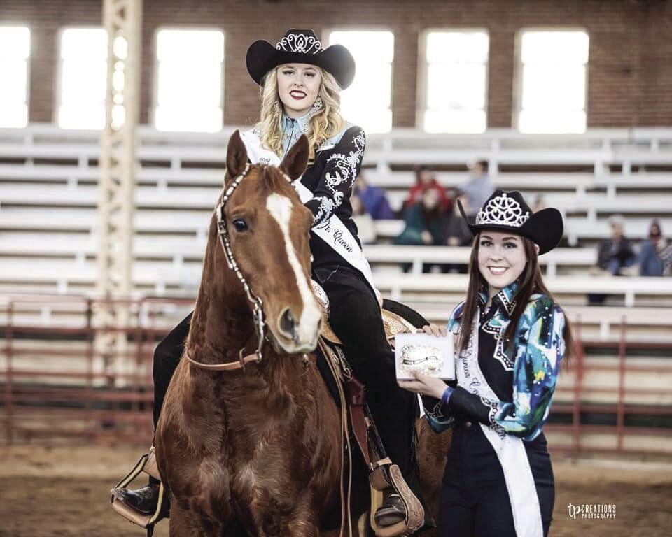 Iowa Horse Fair Queen 2