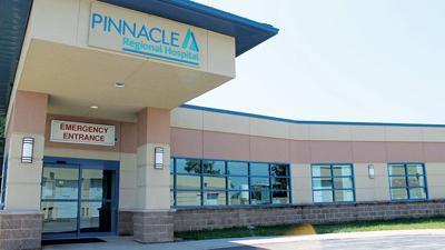 Pinnacle Regional Hospital is located in Boonville.