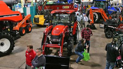 Quad Cities Farm Equipment Show