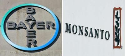 Bayer-Monsanto logo