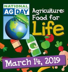 National Ag Day 2019 logo