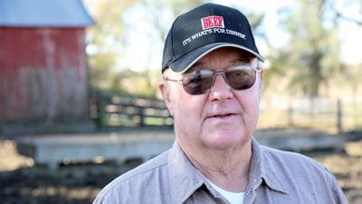 Dick Godfrey livestock producer