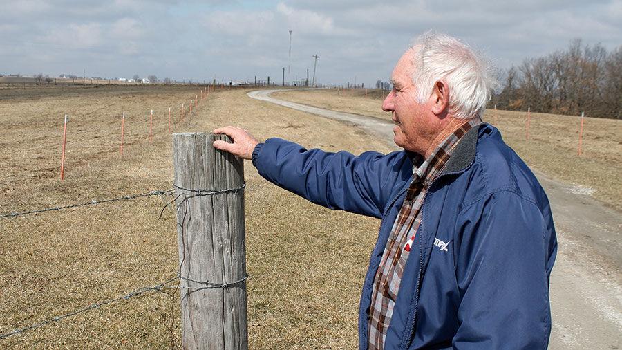 cattle producer Oscar Mensa
