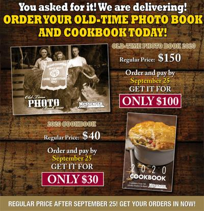 Cookbook Old Photo book