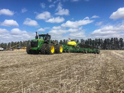 Farm Rescue tractor