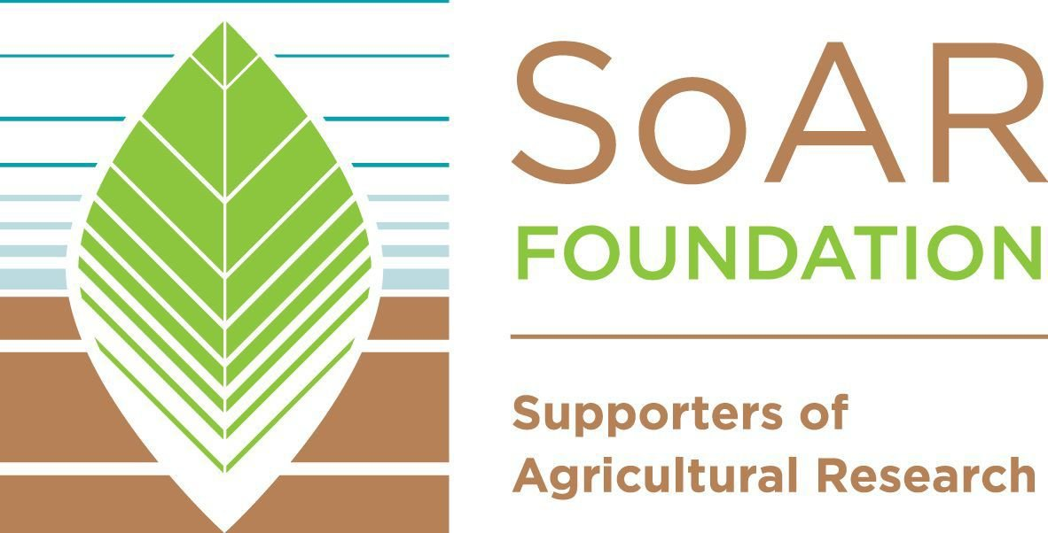Supporters of Agricultural Research logo