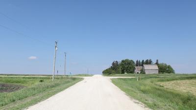 Farm crossroads