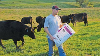 Myles McDermott began farming