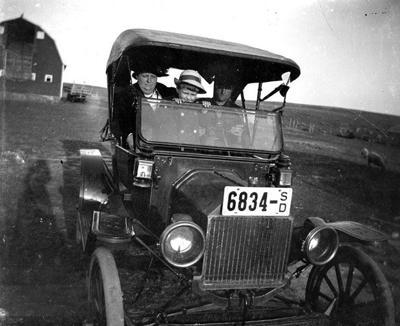 1910 automobile
