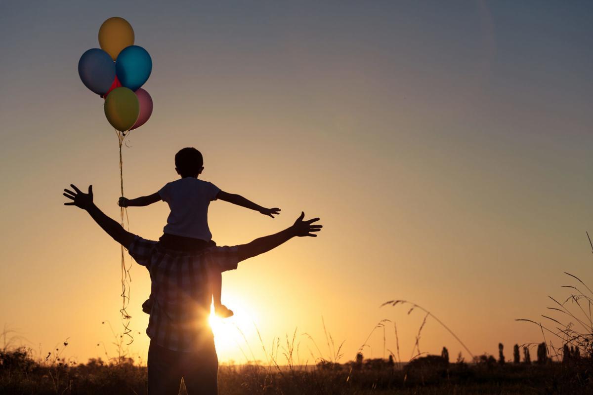 Balance children, love, life, work