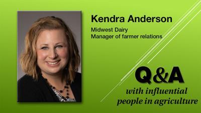 Kendra Anderson Q & A
