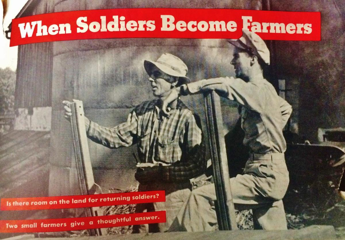 When Soldiers Become Farmers