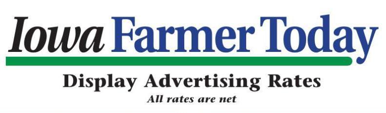 Display Advertising Rates