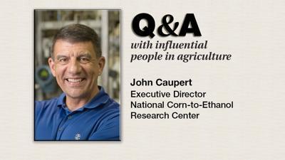 Q & A John Caupert