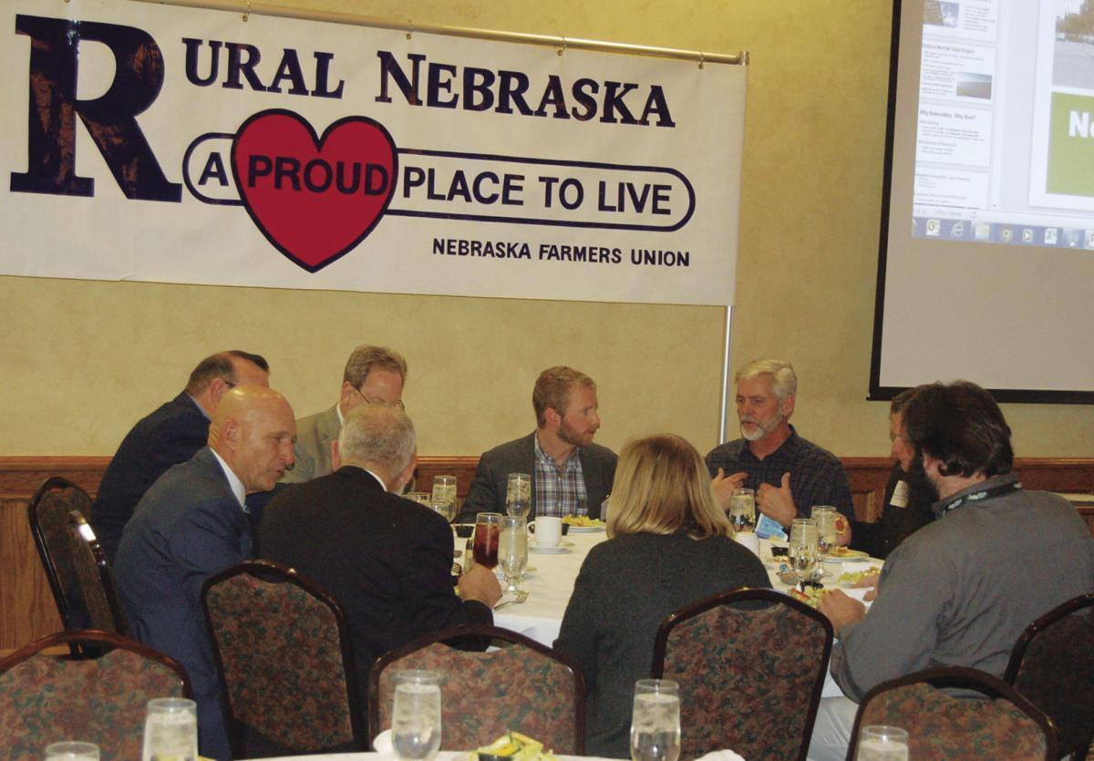 NeFU focuses on rural community organization