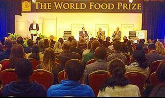 World Food Prize panel