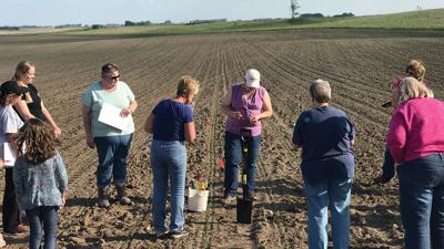 Agronomy in the Field is a hands-on training experience
