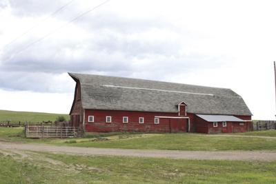 Gann Valley Barn