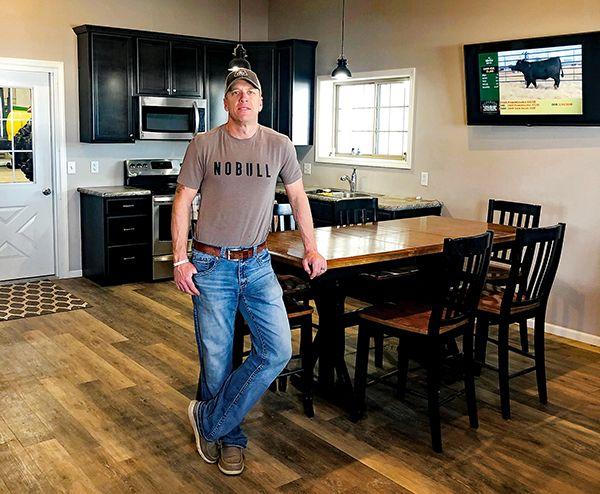 Nebraska farm shop promotes improved efficiency, calf health